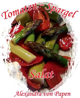 Spargel-Tomaten Salat