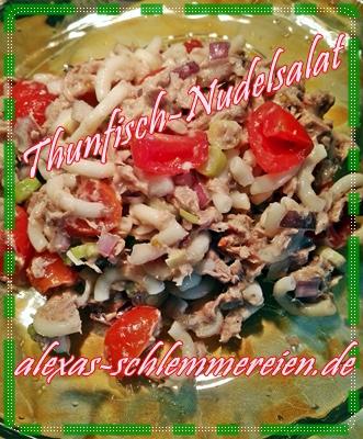 Thunfisch-Nudelsalat 2