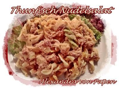Thunfisch/Nudelsalat